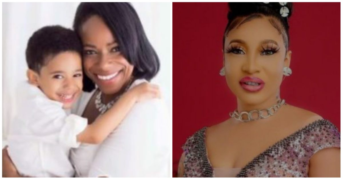 Tonto Dikeh reunites with her missing Black American sister after 36 years