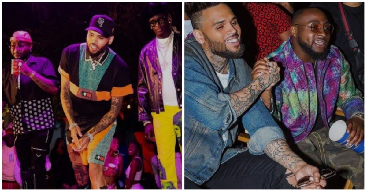 """""""Back and stronger"""" – Nigerian react as Davido releases new music video ft Chris Brown and Young Thug"""