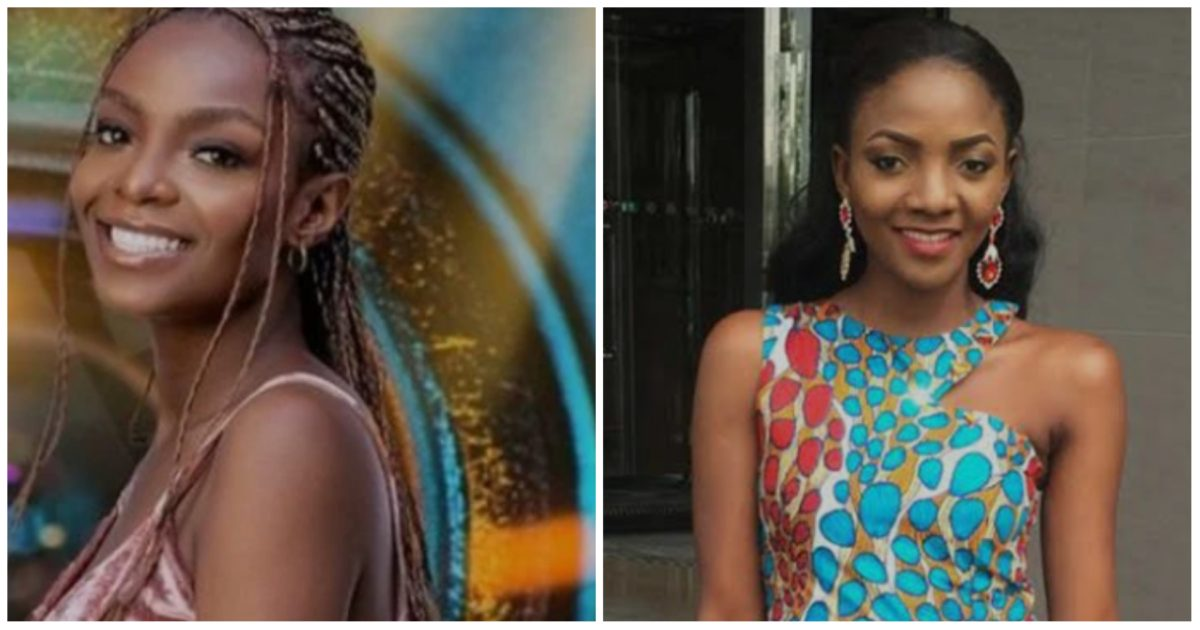 'She looks like Simi' – Fans on the striking resemblance between #BBNaija housemate Peace and Simi