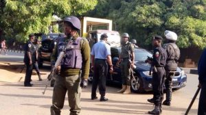 Drama As Police Nab 2 Armed Robbers In Imo, Recover Automatic Pump-Action Guns