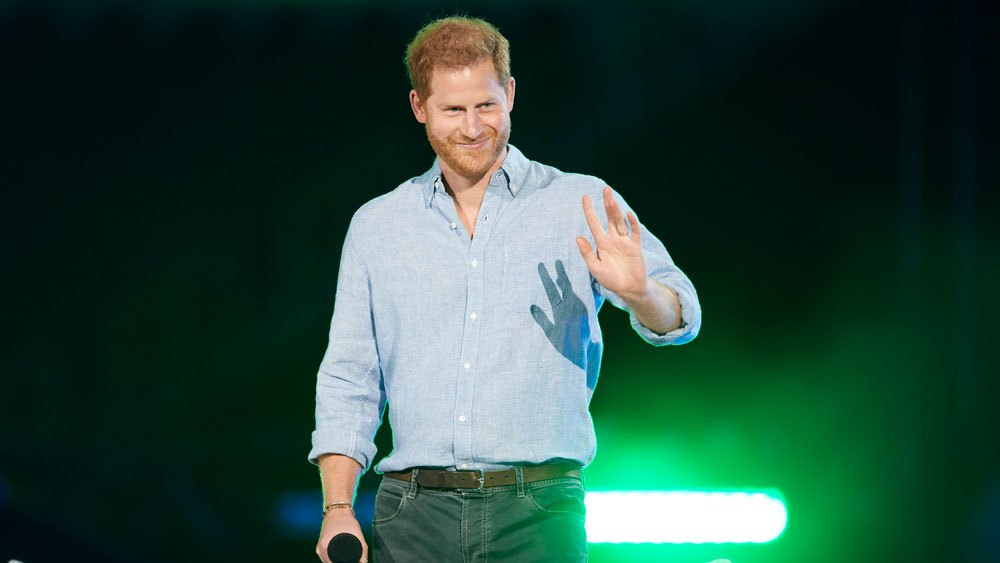 Prince Harry to Publish Memoir With Penguin Random House in 2022