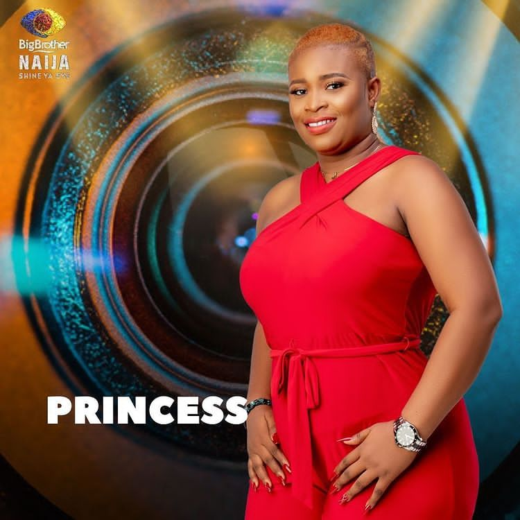 Princess BBNaija Profile & Biography 2021 | BBN Housemate Pictures, Age, Birthday, State, Occupation