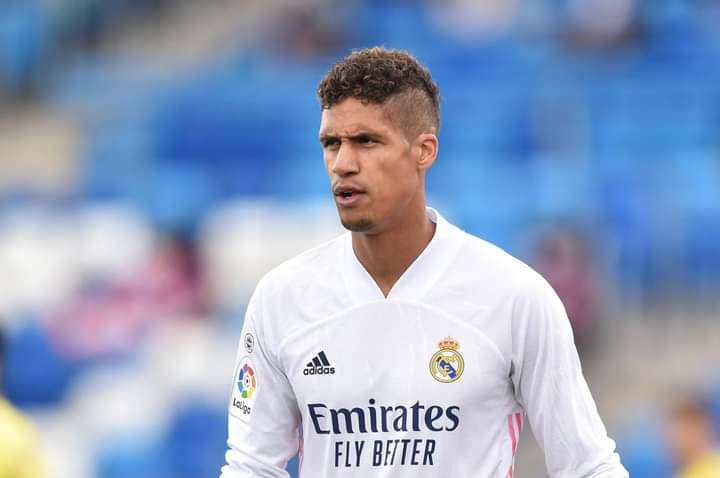 Raphaël Varane Has Just Arrived At Valdebebas As He's Not Breaking His Relationship With Real Madrid