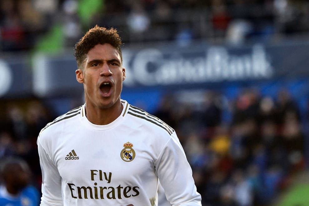 Raphael Varane Joins Manchester United From Real Madrid