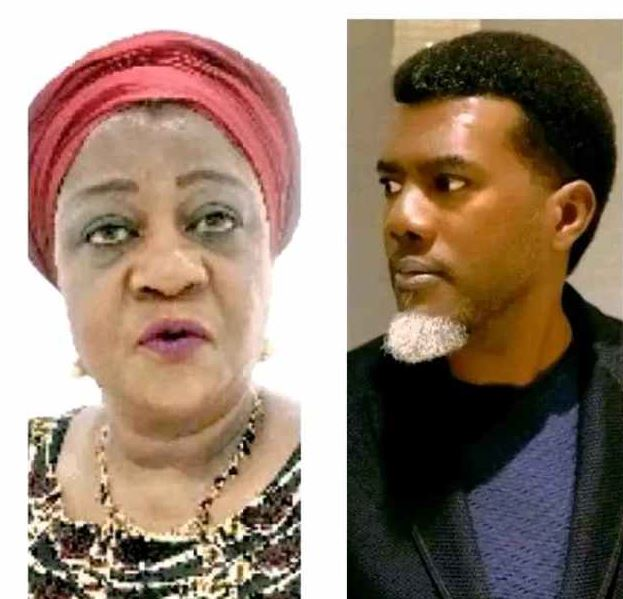 Lauretta Onochie: Senate Right For Rejecting An Odious And Pedestrian Person – Reno Omokri