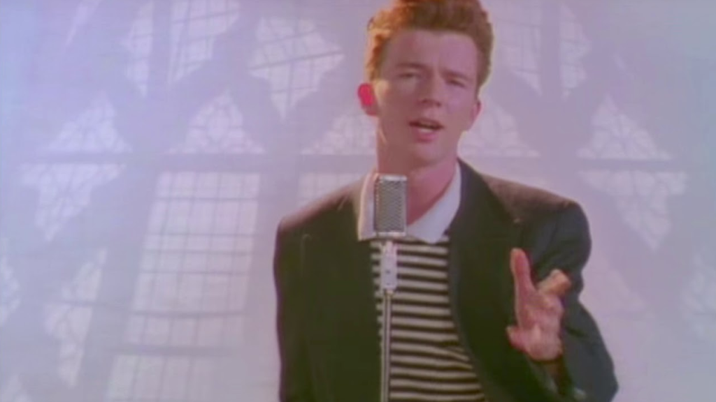 Rick Astley 'Never Gonna Give You Up' Tops 1 Billion YouTube Views
