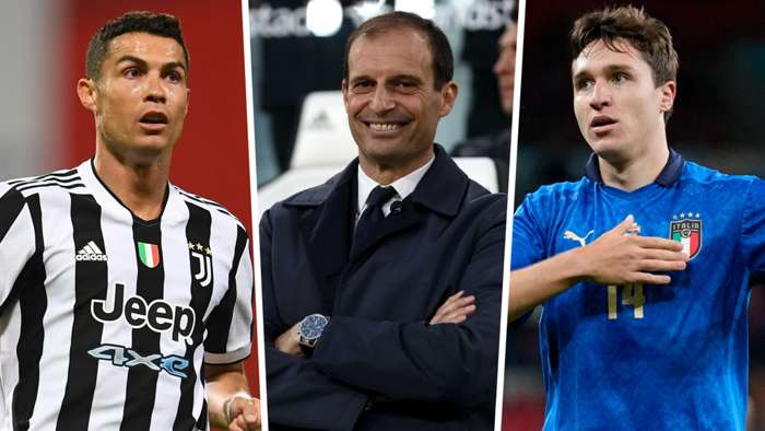 Ronaldo May Be Staying At Juventus But Chiesa Will Be The Leader Of Allegri's Attack