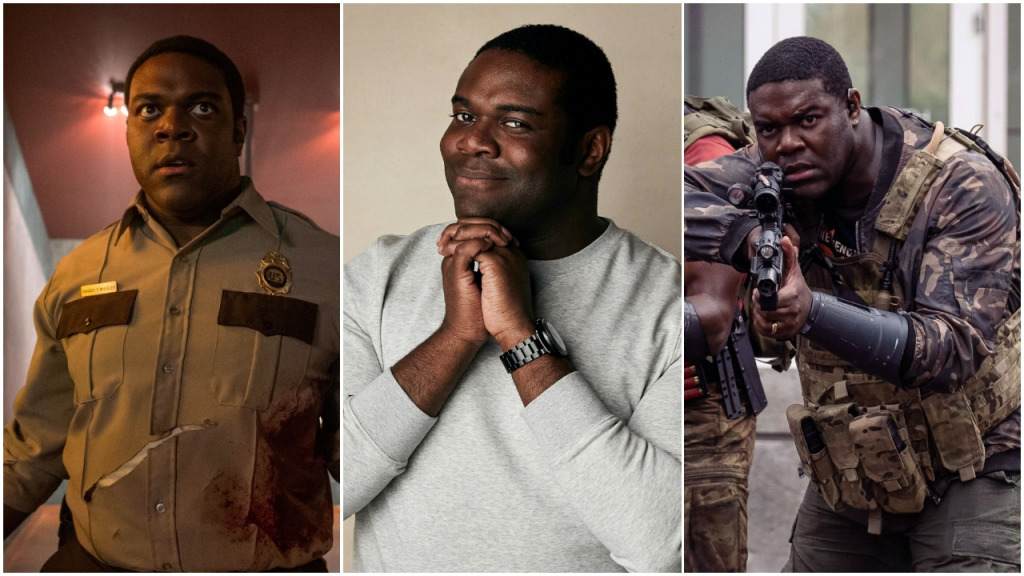 Sam Richardson on 'The Tomorrow War' and Potential 'Veep' Spinoff