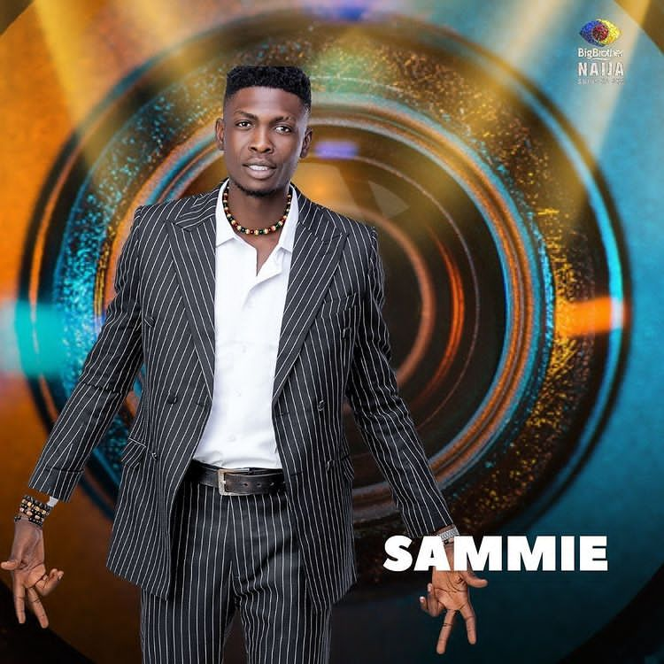Sammie BBNaija Profile & Biography 2021   BBN Housemate Pictures, Age, Birthday, State, Occupation