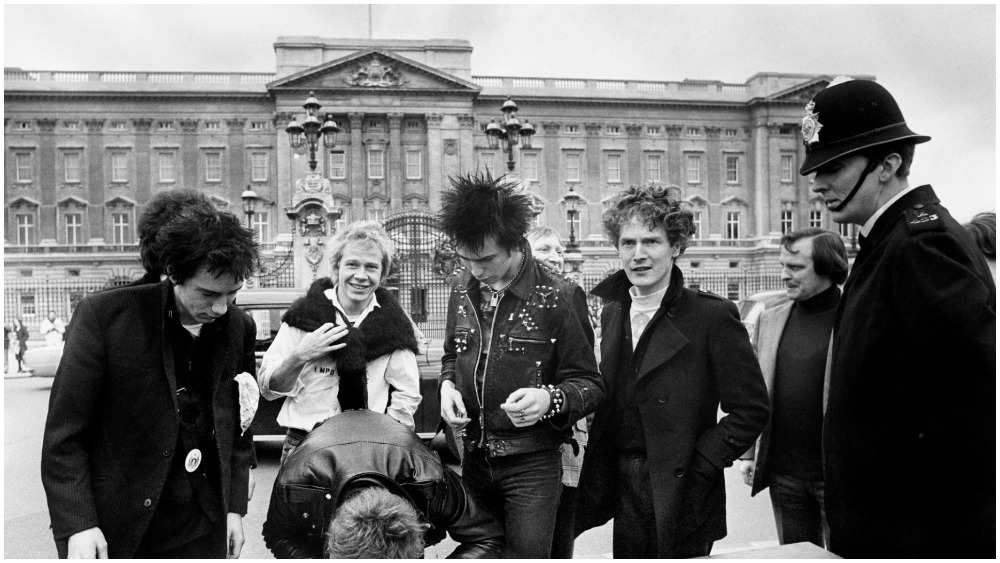 Sex Pistol Johnny Rotten Says 'The Crown' Producers 'Distort' History