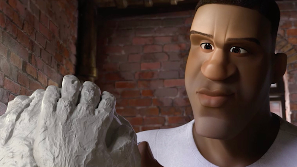 Shaquille O'Neal Sets Animated Movie 'Headnoise'