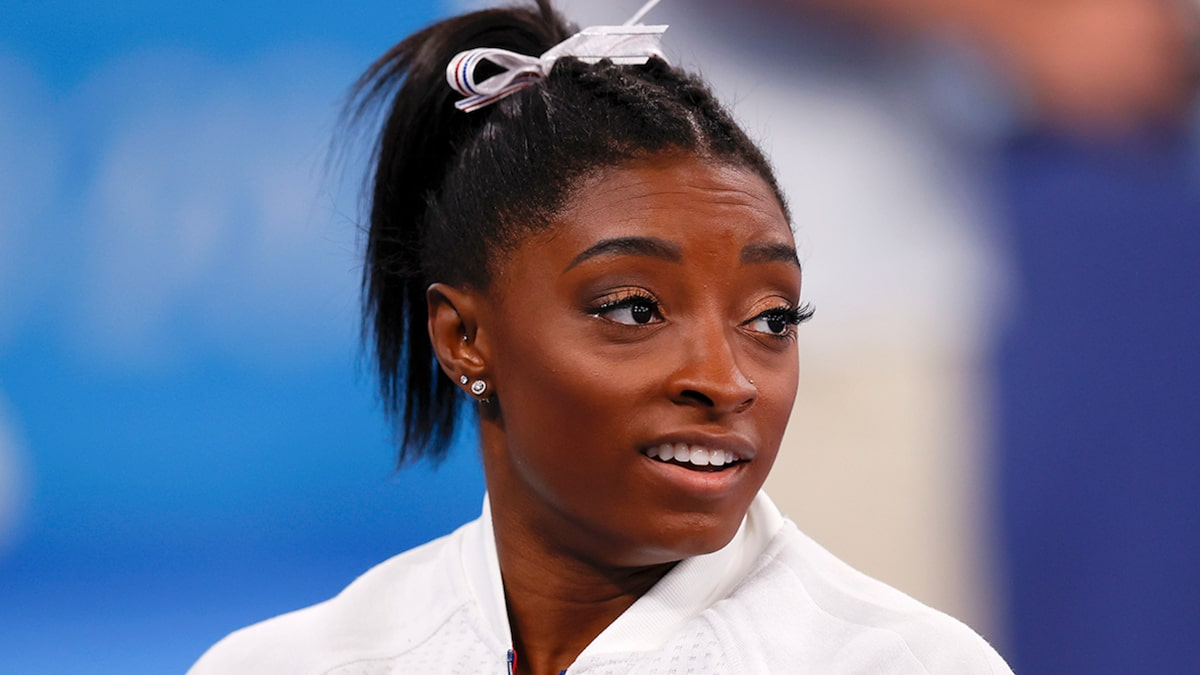 Simone Biles Thankful For Support After Olympics Withdrawal, 'I'm More Than' Gymnastics