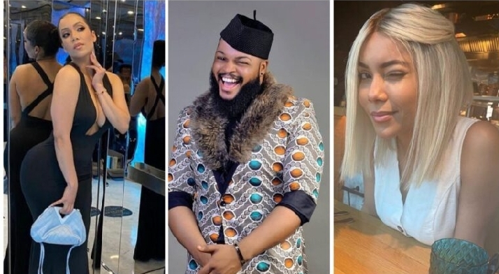 That's my Spec, my only Baby – Maria Gushes over Whitemoney