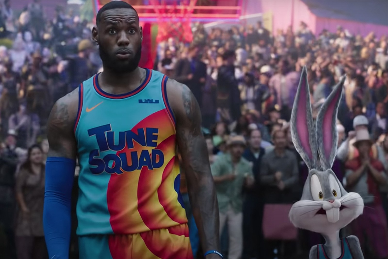 The King wins again as Space Jam: A New Legacy tops the weekend box office