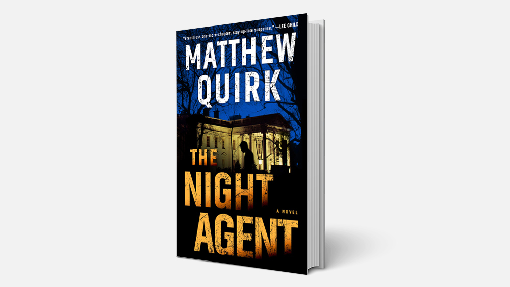 'The Night Agent' Series Set at Netflix From Shawn Ryan