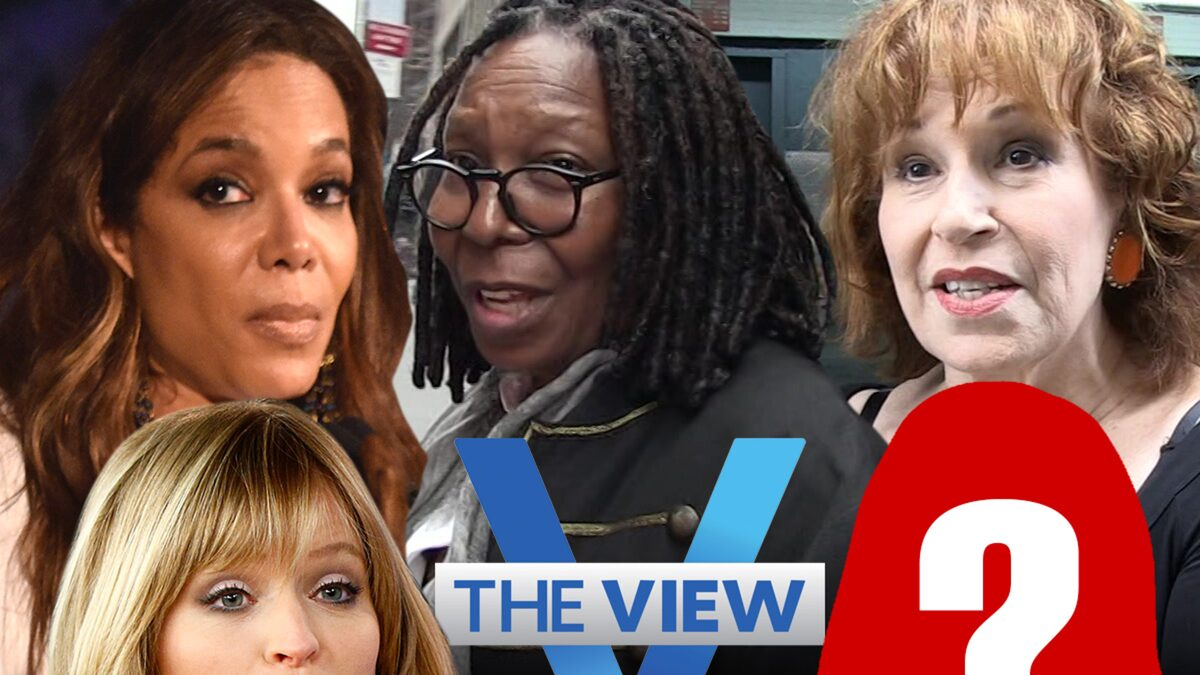 'The View' in No Rush to Replace Meghan McCain, But Want a Conservative