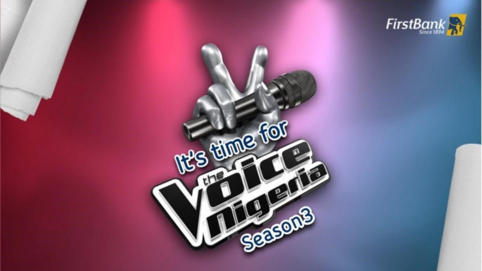 Eight contestants up for votes as The Voice Nigeria Season 3, sponsored by First Bank, holds its second live show