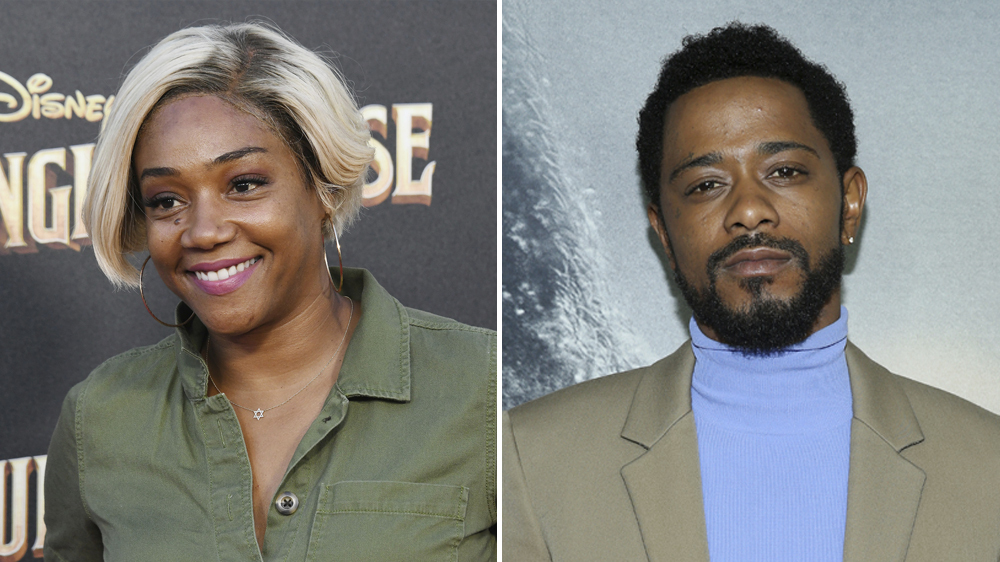 Tiffany Haddish, LaKeith Stanfield in Talks for 'Haunted Mansion'