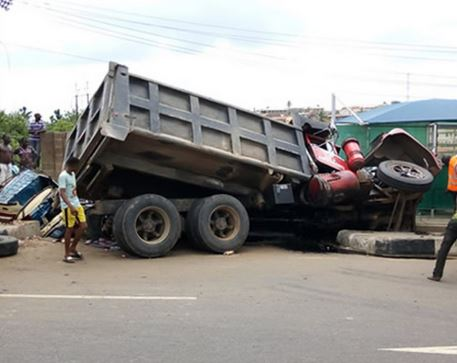 Four Crushed To Death By A Truck In Kogi