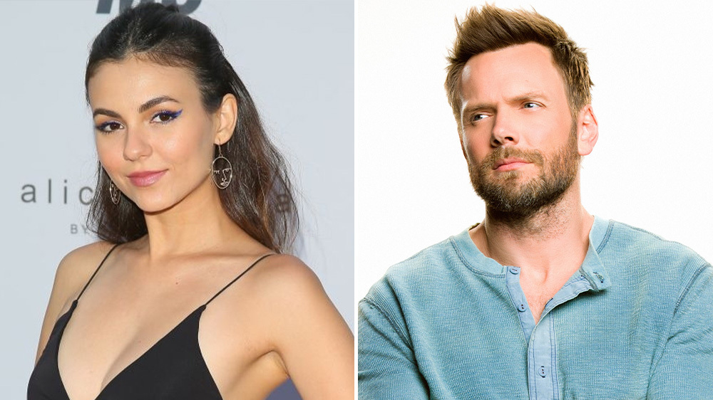 Victoria Justice, Joel McHale Starring in Comedy 'California King'