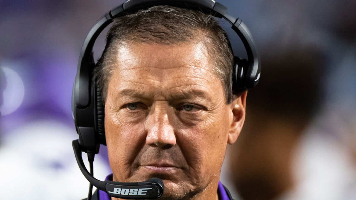 Vikings Coach Rick Dennison Reportedly Loses Job After Refusing COVID Vaccine
