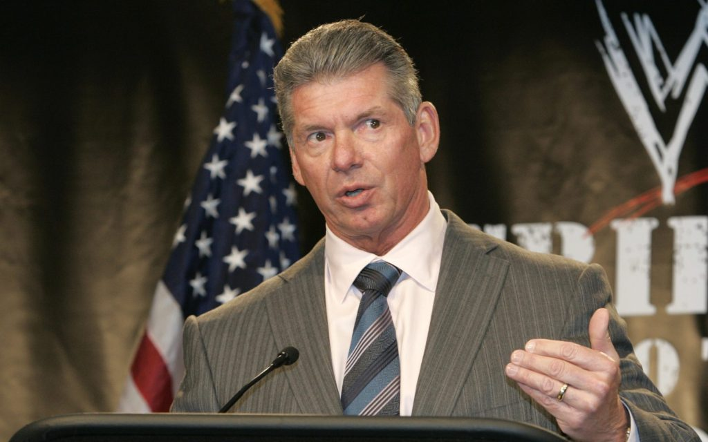 Vince McMahon Steroid Trial Series in the Works From WWE, Blumhouse TV