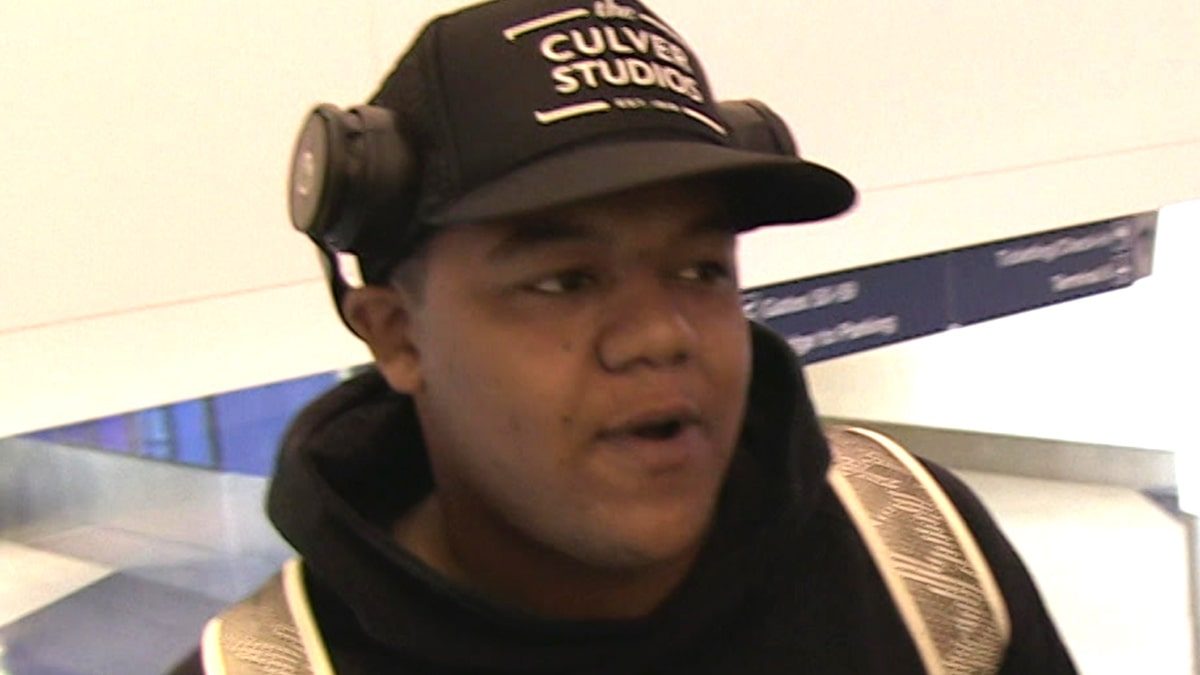 Warrant Issued for Ex-Disney Star Kyle Massey After Missed Court Hearing