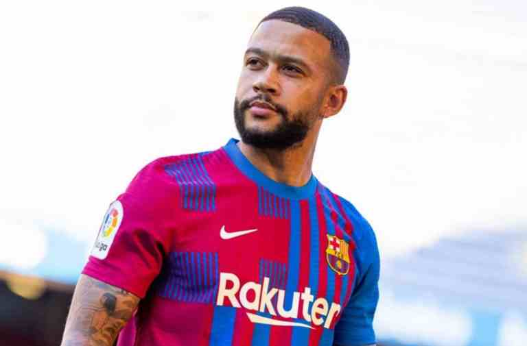 Why I Don't Care Being Called A Rebel At Barcelona -Depay