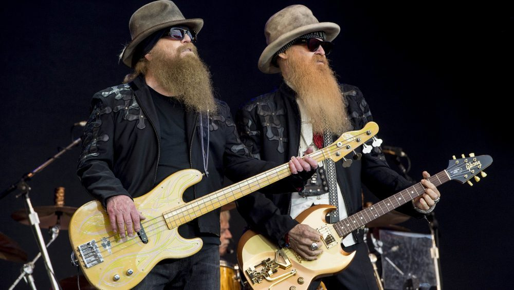 ZZ Top's Billy Gibbons on 'Keeping Chin Up' After Dusty Hill's Death