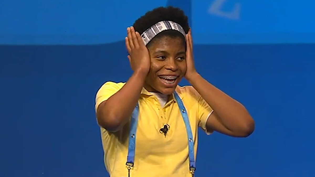 Zaila Avant-garde is National Spelling Bee's First African-American Champ