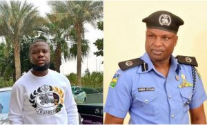 Best Wishes To 'Bad Belle' People Waiting To See Us Arrested By FBI – Arrogant Super Cop, Abba Kyari Says On Facebook