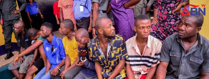 'We Killed Him After Receiving N700K Ransom' – Suspected Kidnappers Confess (Photos)