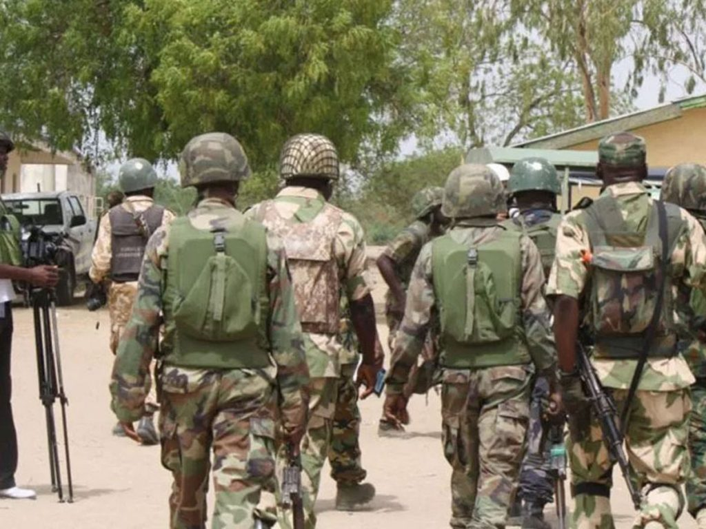 Nigerian Military Dismisses Two Senior Officers For Stealing
