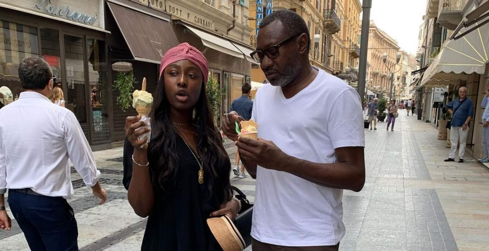 Dj Cuppy's sister, Tolani opens up on being diagnosed of medical condition