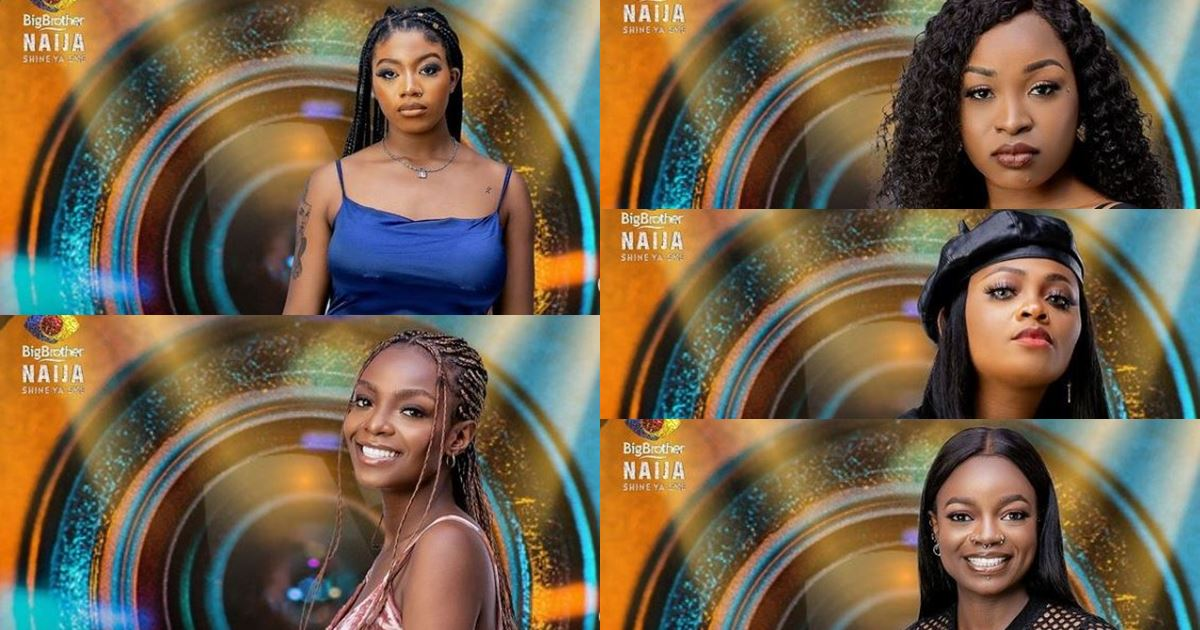 Meet the first five female housemates (Photos)