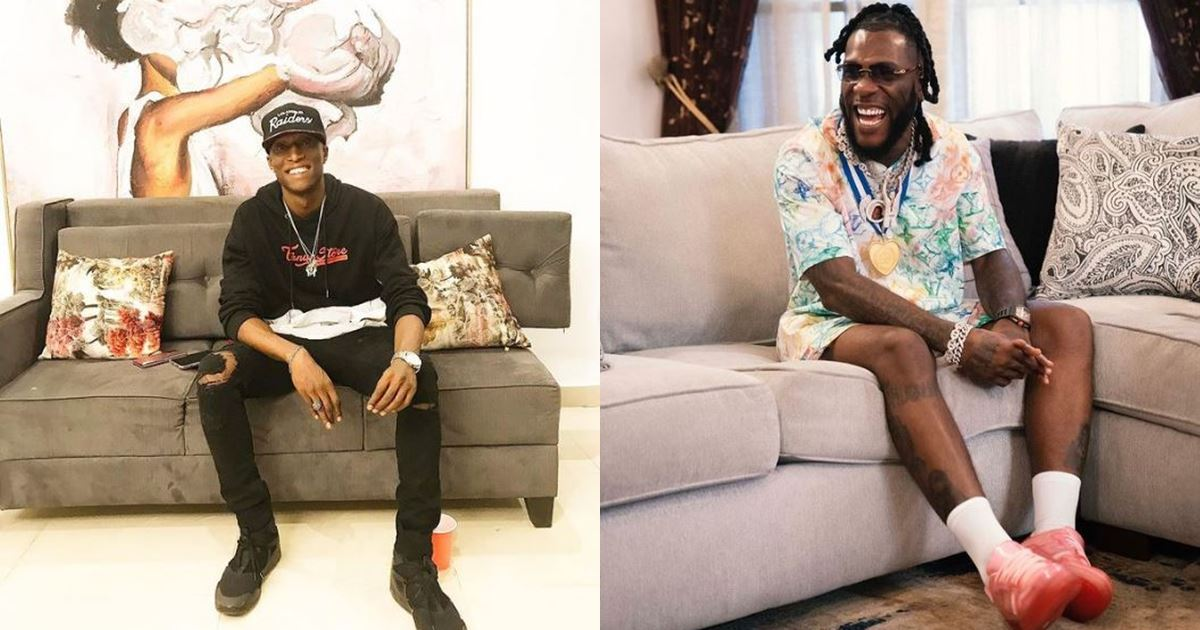 OAP, N6 makes half a million after chilling with Burna Boy at a club (Video)