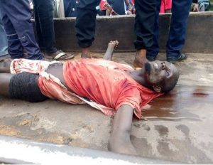 Two Dead As Suspected Pirates Invade Military Checkpoint In Delta Community (Graphic Photo)