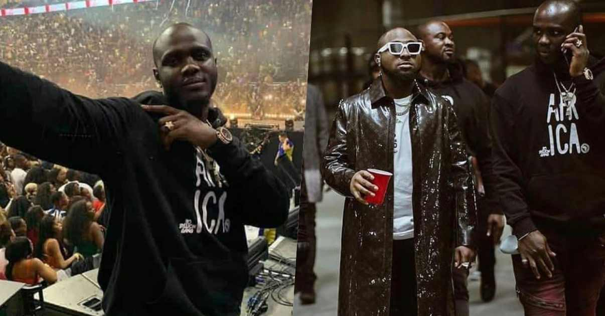 """""""I am hurt, broken, sad, and lost"""" – Davido says as he pens tribute to late friend, Obama DMW"""