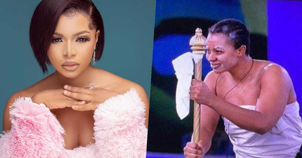 Biggie applauds Liquorose over performance during first house task (Video)
