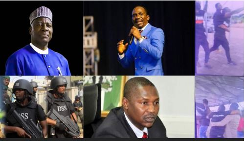 Five #BuhariMustGo Protesters Drag Department Of State Services, Dunamis Church To Court Over Illegal Detention
