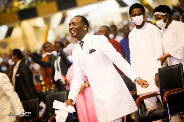 """Pastor Enenche Finally Breaks Silence On #BuhariMustGo"""" Activists Arrested At Dunamis Church"""