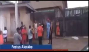 Shocking! Sisters Leave Their Mother's Corpse To Rot Inside Their Apartment In Benin… You Won't Believe Why (Video)