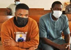 Two Nigerians Land In Hot Soup For Defrauding American, Filipino Women