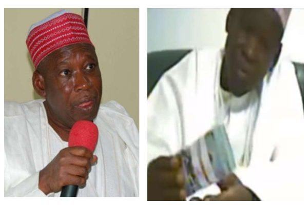 Dollar Bribery Video: Court Fines Ganduje N800,000 for Withdrawing Case, Publisher Demands N400m