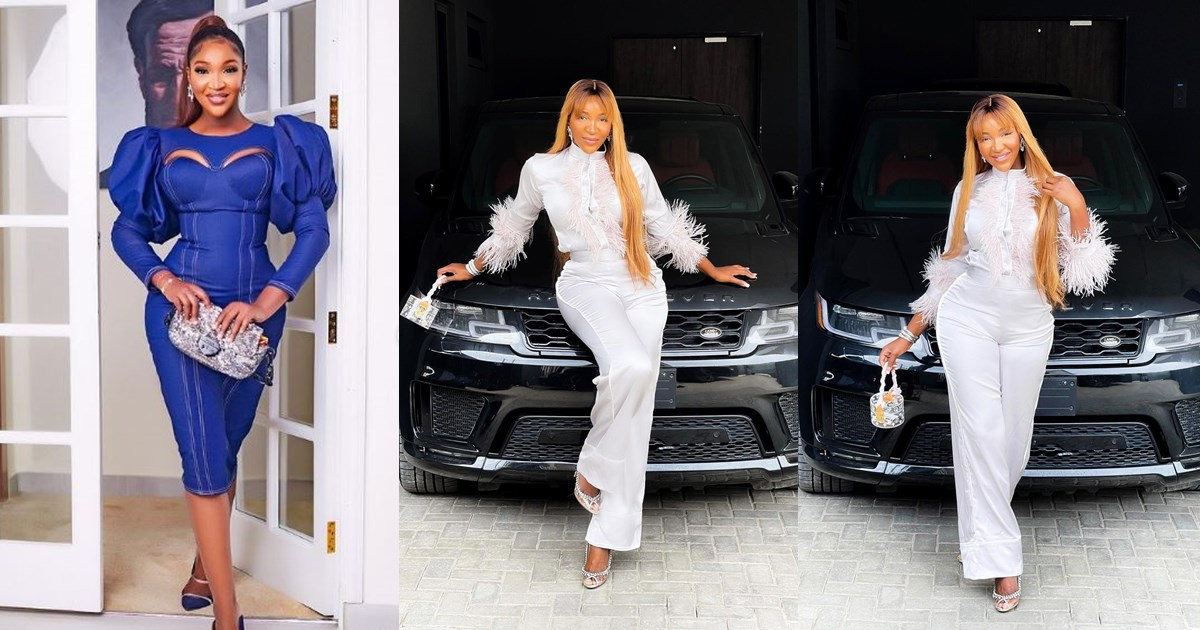Actress Idia Aisien's siblings gifts her a Range Rover SUV on birthday