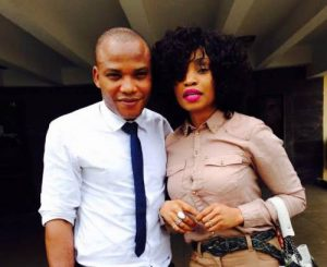 Nnamdi Kanu's Wife Finally Breaks Silence, Says His Family Has Been In Pain Since His Arrest