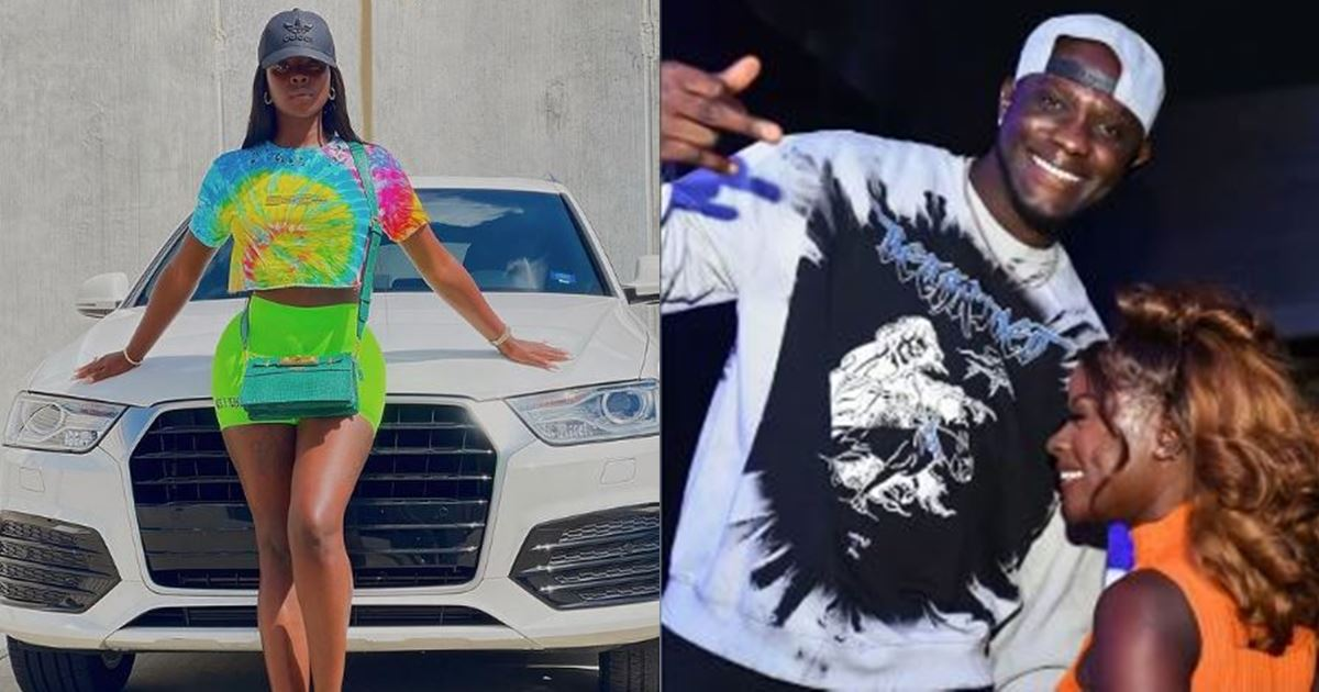 """""""You held my hands while I got my implants"""" – BBNaija's Khloe goes emotional over Obama DMW's death"""