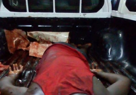 Man Hacked To Death By Suspected Cultists In Cross River (Graphic Photo)