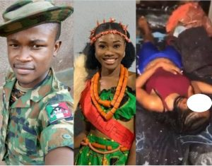 Nigerian Army Looking For Soldier Who Murdered Niger Delta University Student (Photo)