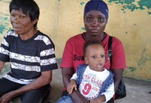 Two Women Allegedly Caught Trying To Sell Stolen 9-Month-Old Baby For N400k In Imo